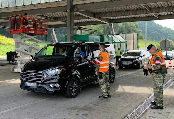 Ab Mittwoch gibt es an der Grenze Österreich-Slowenien keine Kontrollen mehr.