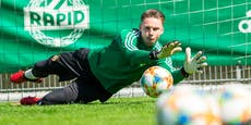 Ex-Rapid-Goalie heuert in Italiens vierter Liga an