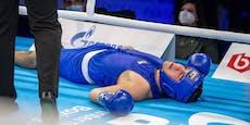 Boxer (19) stirbt nach K.o. bei Junioren-WM