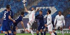 1:1 – müdes Halbfinale zwischen Real und Chelsea