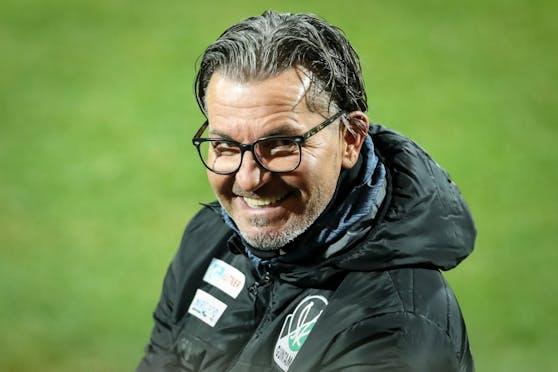 Gerald Baumgartner kehrt nach seinem Rauswurf in Ried nach St. Pölten zurück.