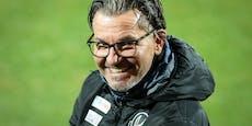 Gerald Baumgartner ist neuer Trainer von St. Pölten
