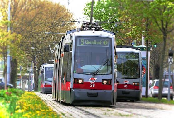 Wegen Modernisierungsarbeiten wird die Linie 9 bis Anfang Juni teilgeführt. Die Station Mayssengasse (Hernals) wird nicht angefahren.