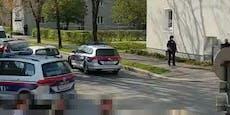 Riesiger Polizei-Einsatz, weil ein Fenster zuknallte
