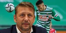 Barisic erstaunt Klub-Wahl von Kapitän Ljubicic