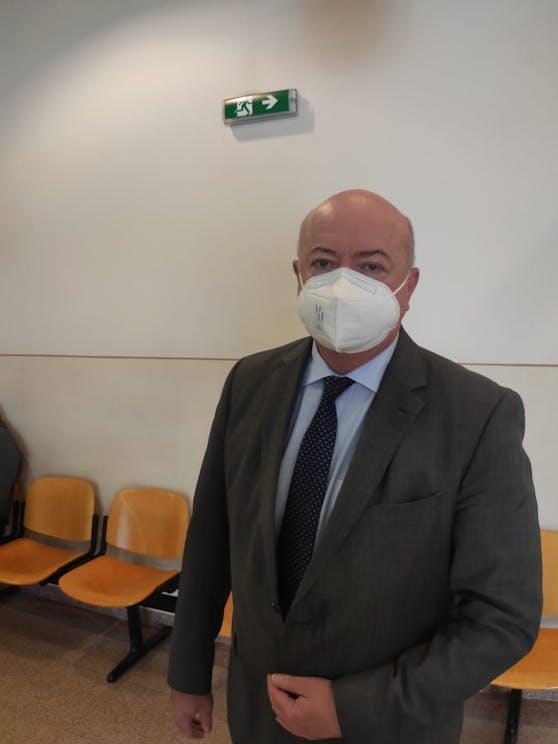 Anwalt Christian Stocker