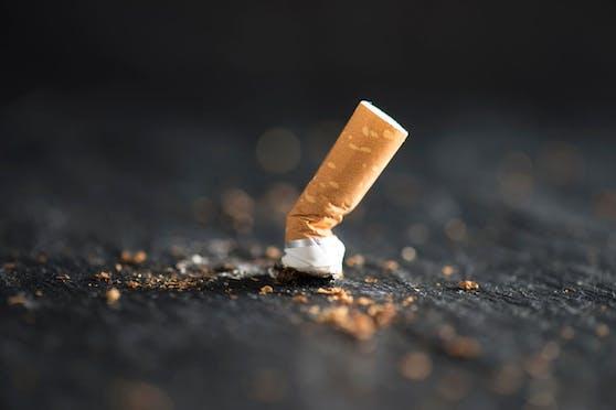 MIt dem Rauchen aufzuhören zahlt sich aus.