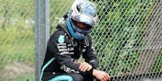 Mercedes soll Bottas noch diese Saison ersetzen