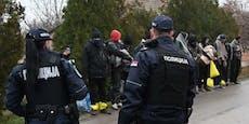 Serbische Polizei fasst Österreich-Schlepper