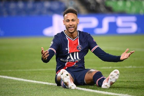 Neymar: Bald wieder im Duett mit Messi?