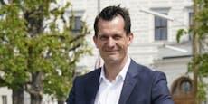 Darum hat Neo-Minister Mückstein kein Bargeld