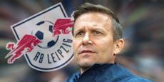 Nagelsmann-Nachfolge: Leipzig mit Salzburg-Coach einig