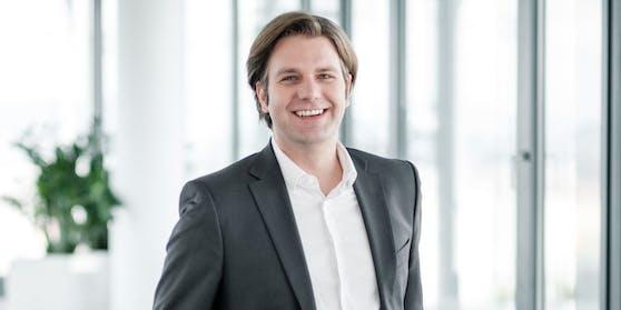 Geschäftsführer Mario G. Rauch