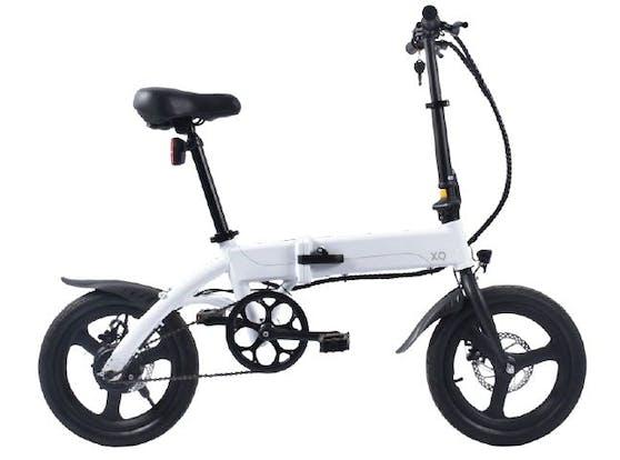 """Ab sofort gibt es das XQISIT X-160 E-Bike 16"""" in den A1 Shops."""