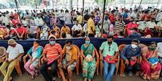 Österreich stoppt Einreise aus Indien