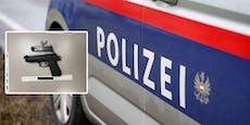 Schüsse in Wien-Floridsdorf – Polizei fasst 19-Jährigen