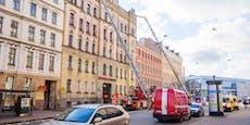 Acht Menschen sterben bei Brand in illegalem Hostel
