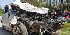 Schreckliche Unfallserie: Fünf Tote in nur 100 Stunden