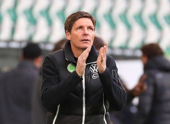 Wolfsburg-Coach Oliver Glasner