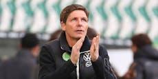 Champions League fix: Bleibt Glasner bei Wolfsburg?