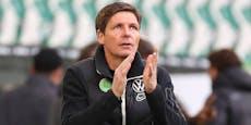 Bundesliga-Dreikampf um Coach Oliver Glasner?