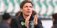 Plant Glasner Vorbereitung trotz Wolfsburg-Aus?