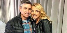 Britney durfte Küche nicht ausmalen, Vater war dagegen