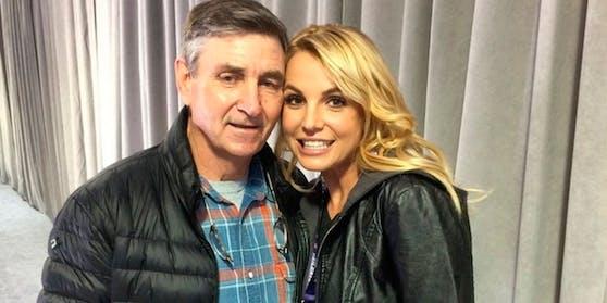 Seit 12 Jahren hat Jamie Spears die Vormundschaft über seine Tochter Britney.