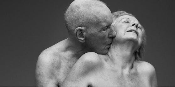 """Daphne und Arthur: """"Kinder denken, dass ältere Menschen keinen Sex haben. Aber das hängt nicht unbedingt mit dem Alter zusammen."""""""