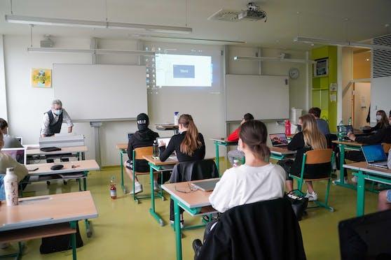 Symbolbild einer Klasse