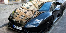 Polizei geschockt, wie schnell Lamborghini-Fahrer raste