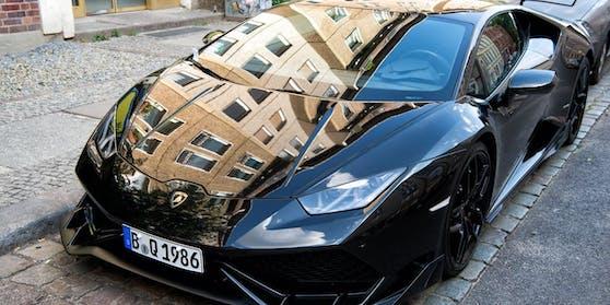 Der 35-Jährige war mit einem Lamborghini Huracan unterwegs.