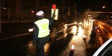 Fünf Drogen-Lenkern wurde der Führerschein abgenommen