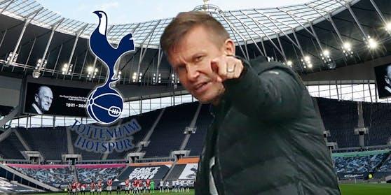 Jesse Marsch sagte Tottenham ab.