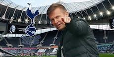 Jesse Marsch sagte für Leipzig Tottenham ab