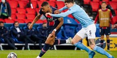 2:1 – City besiegt PSG im Halbfinale nach Rückstand