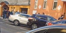 Frau (53) attackiert Lebensgefährten in Wien mit Messer