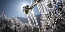 April bricht Rekorde – So kalt wie seit 1997 nicht mehr