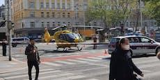 Pensionist (84) kollabiert in Wien hinter dem Steuer