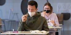 An jedem Mittwoch stecken Wiener Schüler im Test-Loch