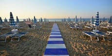 Ab dann ist Strand-Urlaub in Italien wieder möglich