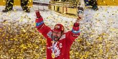 Hockey-Star weint nach Titel – Trauer um tote Ehefrau