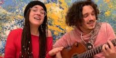 Nadine Beiler sammelt Spenden für ihren Song
