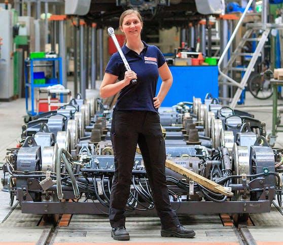 Die Wiener Linien suchen verstärkt neue Mitarbeiter, Frauen sind dabei besonders gefragt.