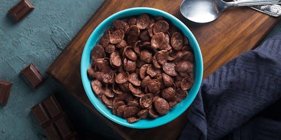 Schoko-Frühstücksflocken