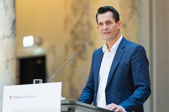 Wolfgang Mückstein trat die Nachfolge Rudi Anschobers als Gesundheitsminister an