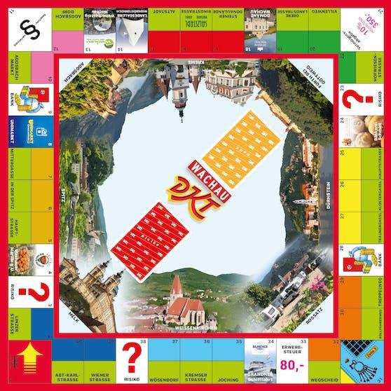 DKT-Spielplan in der Wachauer Edition