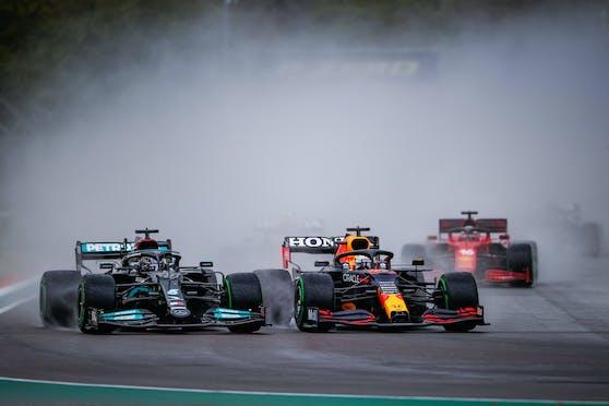 Das erste Formel-1-Sprintrennen steigt in Silverstone.