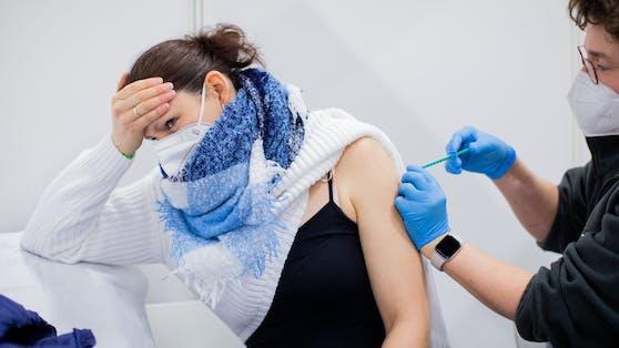 Teilnehmer einer britischen Impfstudie bekommen keinen Impfnachweis. (Symbolfoto)