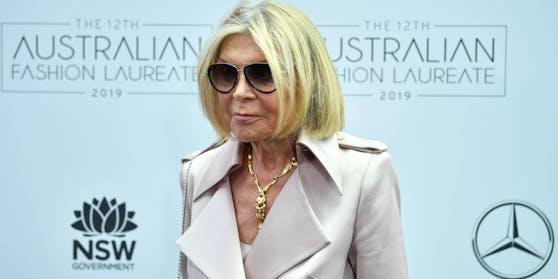 Die australische Designerin Carla Zampatti ist tot.